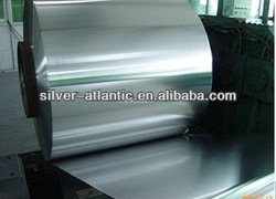Aluminum Foil Raw Materials For Package Jumbo Roll Alloy 8011 123 Plain Foil