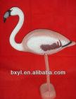 garden ornament pest control garden flamingo figurine