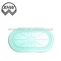 100% eco-friendly pure liquid silicone product