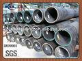 Prix des tubes sans soudure asme sa106 h4r. B( en acier au carbone)
