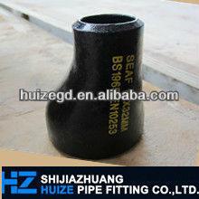 ASTM A234WPB/C ANSIB 16.9 BW eccentric reducer swage