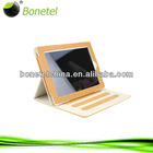 E-commerce type leather case for iPad