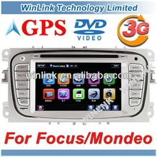 s60 car dvd gps navigation for Ford Mondeo / Focus/ S-MAX
