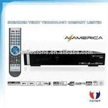 Azamerica S922 HD /S925 HD twin tuner Nagra 3 decorder
