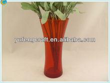 24 lead crystal vases