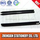 Matte Black Wooden Pencil