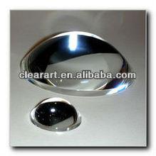 optical acrylic dome