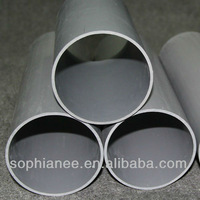 "Selling Well Good Quality Plastic 4"" Black PVC Pipe"