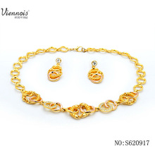 2013 Gold Jewelry Sets Without Stone