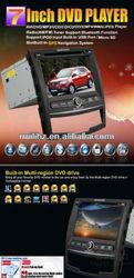 Ssangyong Korando 2013 New 7 Inch Touch Screen 2 Din Car Dvd Media