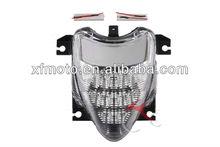 High Performance Motorcycle LED Tail Light Rear Lamp for Suzuki Honda M 109R Black