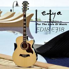 Enya Acoustic guitar E18 Series, st model electric guitar