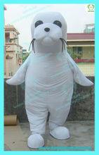 Hi EN71 venda hot adult seal traje da mascote traje