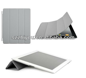 High quality PU case for Ipad2/3/4 ,for ipad stand cases