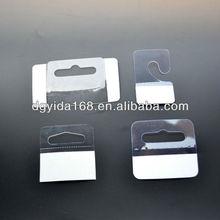 j hook plastic/plastic ahesive hang tab