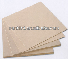 plain 2.0mm MDF use for furniture market to middle east,europe,north america