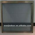 wanjia novo projeto de redes mosquiteiras para portas e janelas