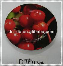 NO.DJP11314 Cherry cherry charger plate