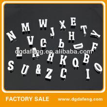 aphabet slide letter