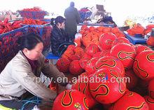 Cheap size 3# mini rubber basketball factory