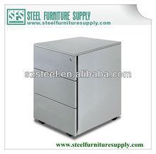 mobile pedestal, steel drawer cabinet, steel office furniture