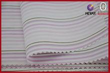 Cotton Striped Fabric Check And Stripe Fabric