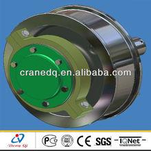 High quality forged crane wheel