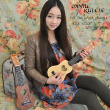 flame maple guitar neck ku-mini01/02