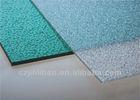plastic board clear pet plastic material