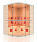 16-k60 infrared sauna room(two sizes)
