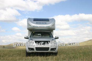 Greatwall wingle motorhome 2012