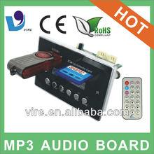 VTF-002C module voice recorder usb connection