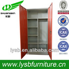 Customized lamination metal cupboard design