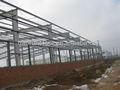 Edifícios pré-fabricados de aço estrutura empório salãoindustrial 00219