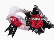 bow dog collar pet bow tie dog collar