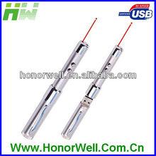 PEN USB FLASH DRIVE LASER LIGHT HW-UP-007