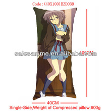 Wholesale Anime Haruhi Suzumiya long plush Pillow Cushion