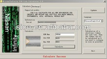2013 Wholesale Nissan Infinity PIN Code Calculator for All New BCM Modules Car Immbiliser Login Free Shipping