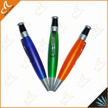 high quality push action ballpoint pen