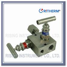 2 way valve manifold(1980.20)