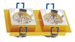 square recessed led downlight 6w led square ceiling downlight6w led downlight