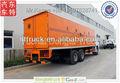 Toneladas 20 howo anti- explosivo furgoneta modelo exportado +86 13597828741