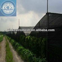 China factory supply high quality raschel shade net/home sun shade netting/green shadow net/greenhouse shadow netting