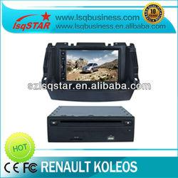 car stereo parts bluetooth driver for Renault Koleos mp3 player cd radio