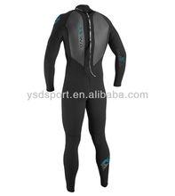 3-5mm Basic Skins Long Sleeves Crew Surf Wetsuit