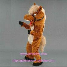 Adult Size Animal Mascot Costumes - Horse