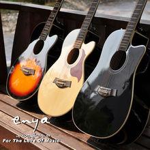 Enya guitarra acústica E10 serie, Rosetones de guitarra
