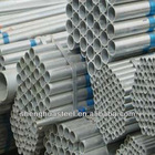 Yiwu Iron Factory Mild Galvanized Steel Pipe Chinese Markets South Africa