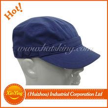 wholesale blue custom cotton men stylish hat for men