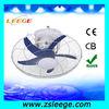 18 inch Blue Banana Blades Ceiling Orbit Fan